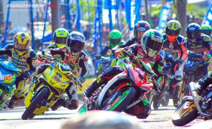 Hasil Seri 2 Kejurda Road Race Lampung Timur 2019