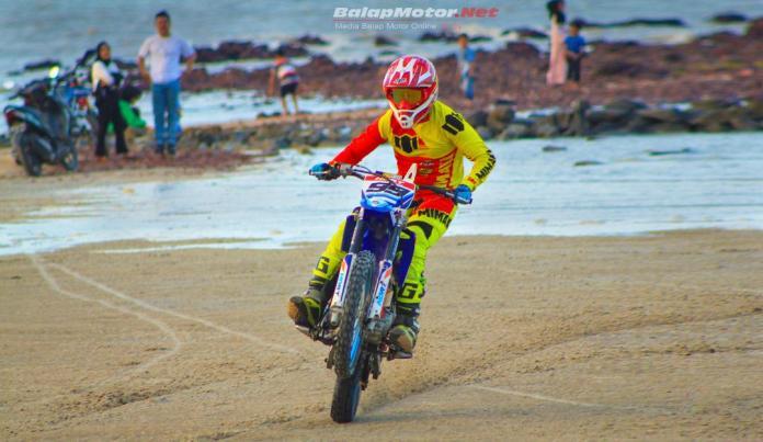 Xtreme Beach Sand Race 2019: Perkuat HDRT, Novi Indrian Targetkan Juara Umum Kategori Open!