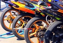 Gadhuro Road Race Slawi 2019: Seluruh Podium Kelas Bergengsi Ditopang IRC Fasti!