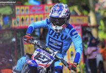 Raih Hasil Apik di MXGP Palembang, Galang Fernando Tarung MX2 Novice di MXGP Semarang 2019
