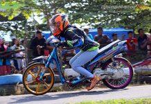 GDS Fun Drag Bike Racertees ABRT20 Jumat 30 Agustus: Ayo Tunjukan Semangat 45!