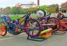 Drag Bike Serang-Banten: Ibra HKRT Tampil Full Tim, Waspadalah!