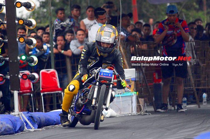 Hasil Lengkap Kejurnas Drag Bike Purbalingga 24-25 Agustus 2019