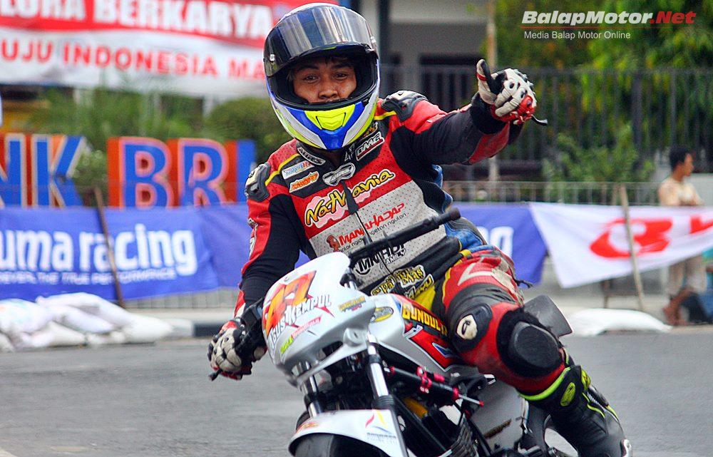 Gadhuro Road Race Blora 2019 Kelas Paling Bergengsi Di Sikat