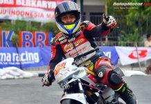 Gadhuro Road Race Blora 2019: Kelas Paling Bergengsi di Sikat Habis Agus Kempul!