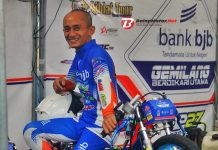 Gadhuro Drag Bike: Istimewa, Matic 200 Bank BJB GBU RTP OP27 Jet Up Cetak 7,3 Detik Lewat Eko Chodox!