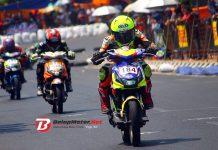 Road Race Jepara 2019: Chella Sikat Cowok Lagi, Podium 2 Matic Open!