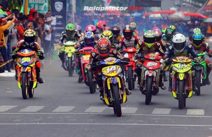 Hasil Lengkap Gadhuro Road Race Blora 2019 (Seri 3)