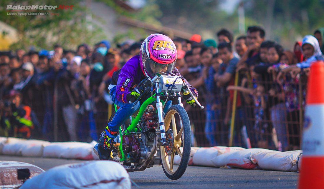 Hasil 201 Academy Drag Bike Competition Lampung Tengah