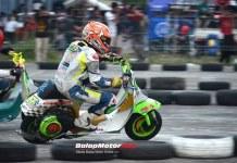 Jelang Road Race Walikota Banda Aceh 2019: Kelas Vespa Jadi Primadona!
