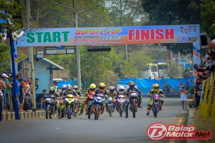 Bupati Cup Cianjur Road Race Championship 2019 : Event Bergengsi Hasil Karya Putra Daerah