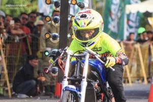 galeri foto aksi jitu 201m academy drag bike lampung tengah 21-22 september 2019 (21)