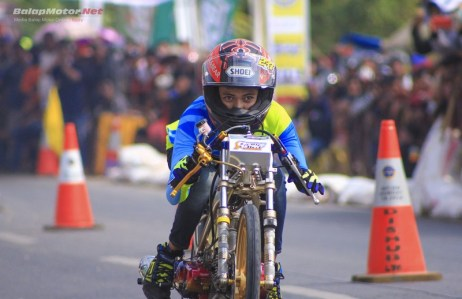 galeri foto aksi jitu 201m academy drag bike lampung tengah 21-22 september 2019 (5)