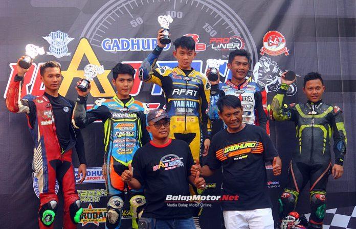 """Menahan Sakit, Hafid Pratama """"Arya 117"""" Masih Double Winner!"""