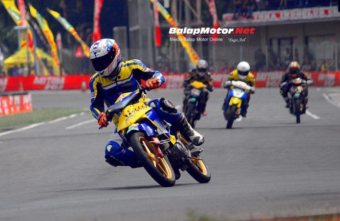 Gass Tipis Seri 2 Sentul: Kim's Racing Tegal Hadirkan Reza Hanum!