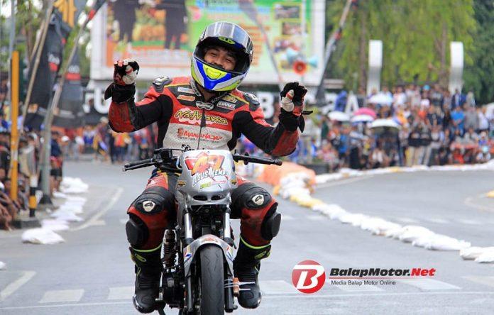 Rahasia 'Jambret' Gundul Racing Cepu, The Winner Road Race Blora!