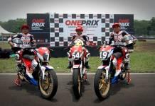 Sapu Bersih Podium U12 di Oneprix Sentul, Trio Krucil ART Yogyakarta Siap Sambut Final Motoprix