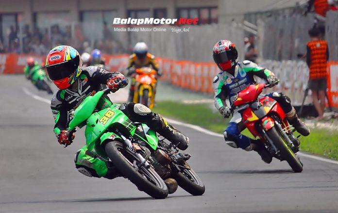 Indoclub Championship: Wello Tak Tersentuh, Race 1 Underbone Milik Aqiella ABRT20!