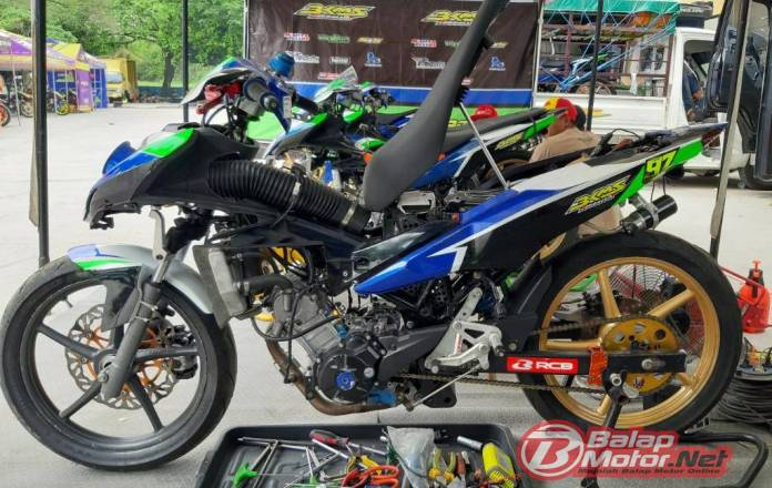 Oneprix Ronde 4 Sentul, MX King BKMS Juga Aplikasi Air Ram