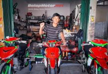 Bersama GGRT Lampung, Anggi Permana Bakal Tarung di Seri 3 Kejurda Roadrace Lampung 16-17 November 2019