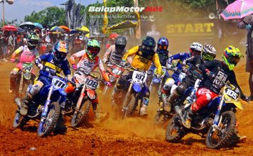Hasil Grand Final Grasstrack Indiel Series 2019 Mijen - Semarang