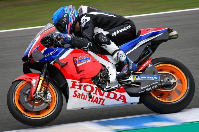 Alex Marquez Ingin Jajal Honda RC213V Terbaru di Test Pra Musim Sepang 2020