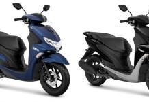 Semakin Amazing, Yamaha Tambah Warna Baru FreeGo
