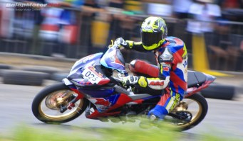 Galeri Foto Best Moment Lampung Speed Roadrace Saburai 14-15 Maret 2020 (29)