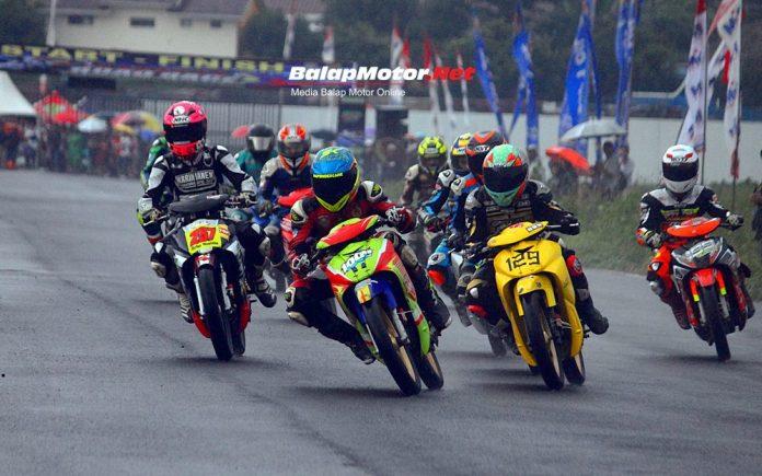 Hasil Gadhuro Road Race Mijen - Semarang 8 Maret 2020 (Seri 1)