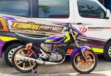 Lengkapi Pacuan Road Race 2 Tak, HKRT Bikin Jambret STD Bobok!