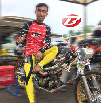 Drag Bike Bodisa: Ninja Pempek Alay Racing, Perdana Main Jawara FFA