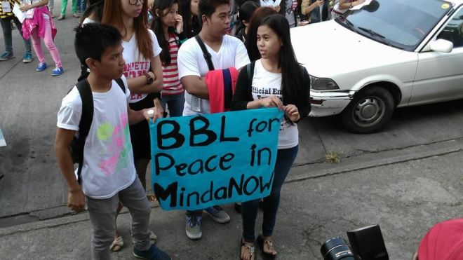 Citizens' Action for the BBL Rally