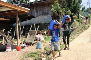 Balay Mindanaw Earthquake Response Nov 9, 2019
