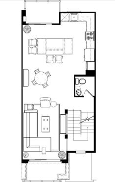 Furniture Plan - Civita Living