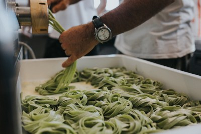 Balboa Italian Restaurant Palm Beach, Handmade Pasta. Photography by Hayley Williamson