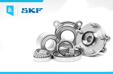 SKF: Transmissões, suspensão, embreagens e freios