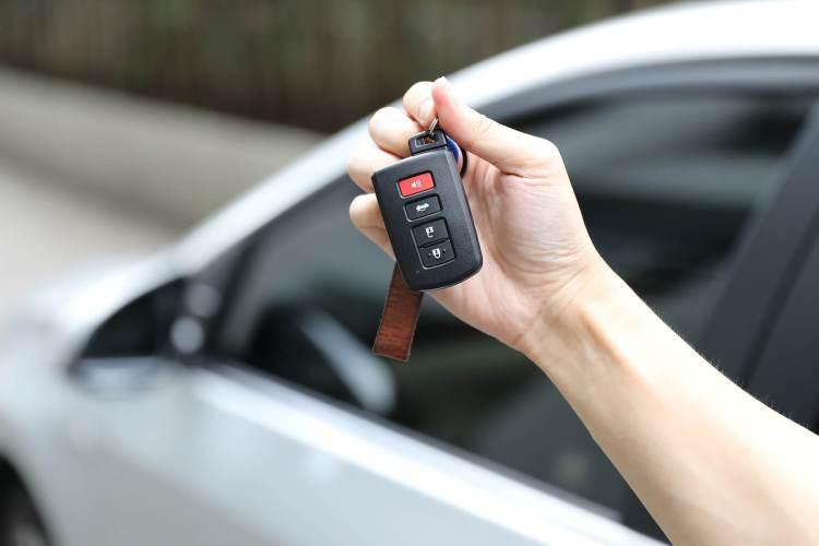 Carros mais seguros controle