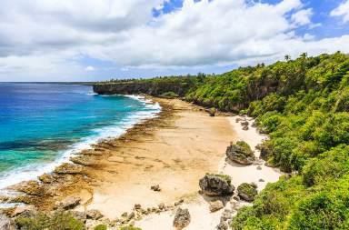 ilha tonga praia