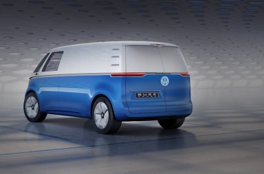 nova van da volkswagen 2022
