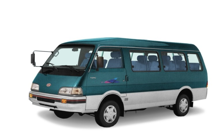 Kia Besta - carro com nome estranho