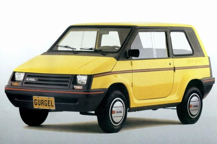 Gurgel, um carro clássico dos anos 80