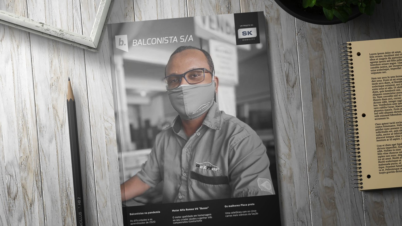 Balconista S/A Digital - Edição 27