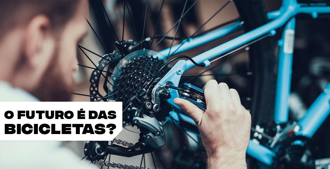 Saiba como anda o mercado de manutenção de bicicletas