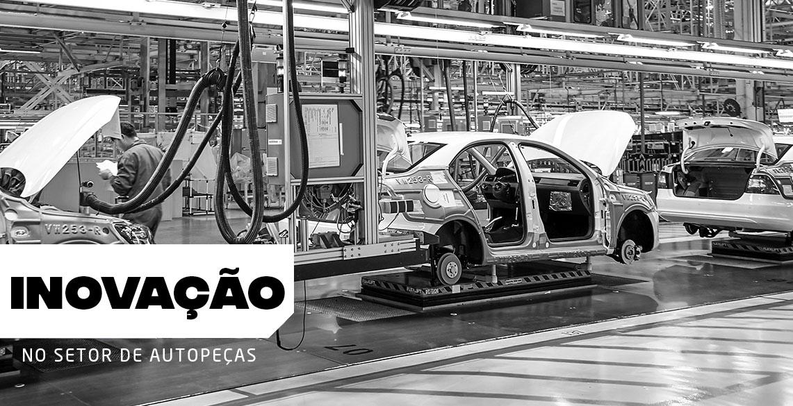 Inovação no setor de autopeças: como a tecnologia digital tem revolucionado o mundo automotivo
