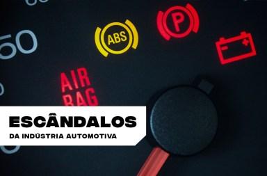 Escândalos da indústria automotiva