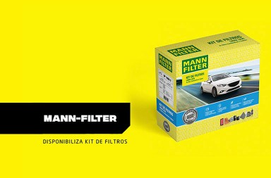 MANN-FILTER disponibiliza kit de filtros