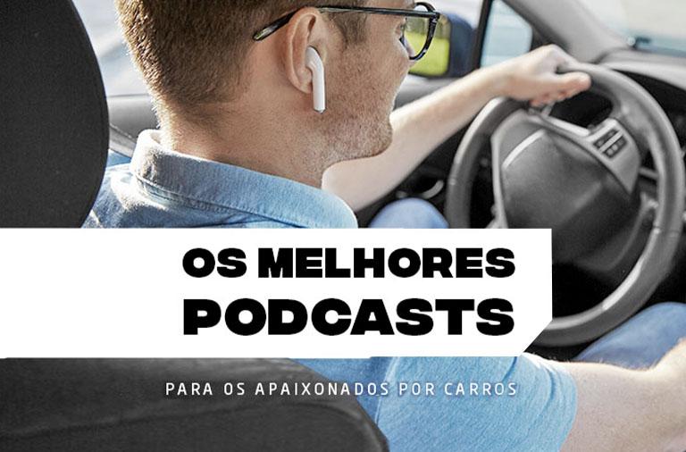 O mundo automotivo na palma da sua mão: confira os melhores podcasts para os apaixonados por carros