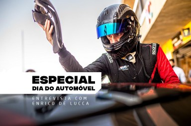 Especial Dia do Automóvel: entrevista com Enrico de Lucca