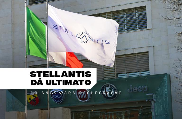 Stellantis dá 10 anos para marcas melhorarem resultados