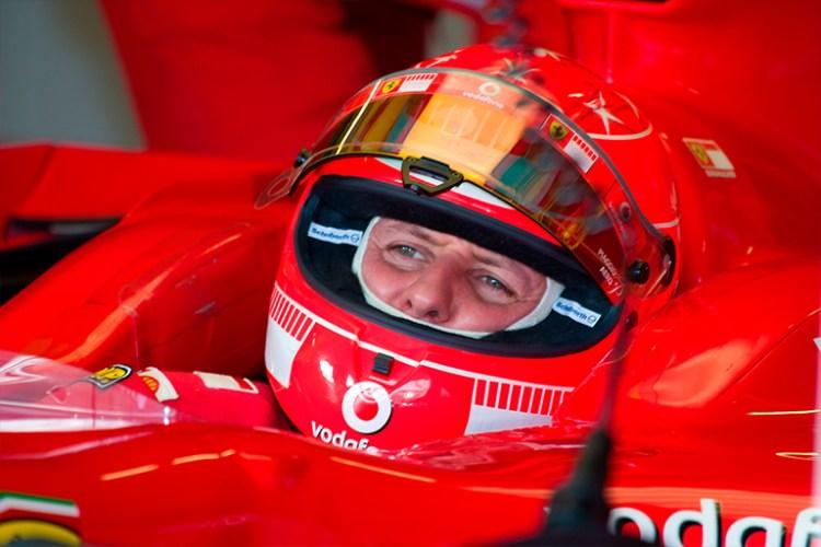 Schumacher é tema da Netflix